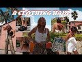 a spring try on clothing haul