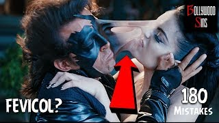 (PWW) Plenty Wrong With Krrish 3 | 180 Mistakes | Bollywood Sins