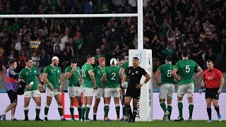 LIVE | IRELAND OUT OF THE RUGBY WORLD CUP | The Reaction