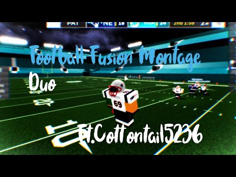 Football Fusion Duo Montage Ft.Cottontail5236 #20/#8