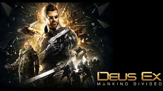 Deus Ex: Mankind Divided - Allison Stanek Debate thumbnail