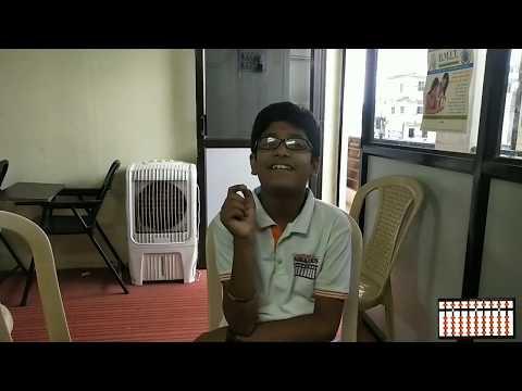 Chanakya Abacus Student Rudra Langde 4