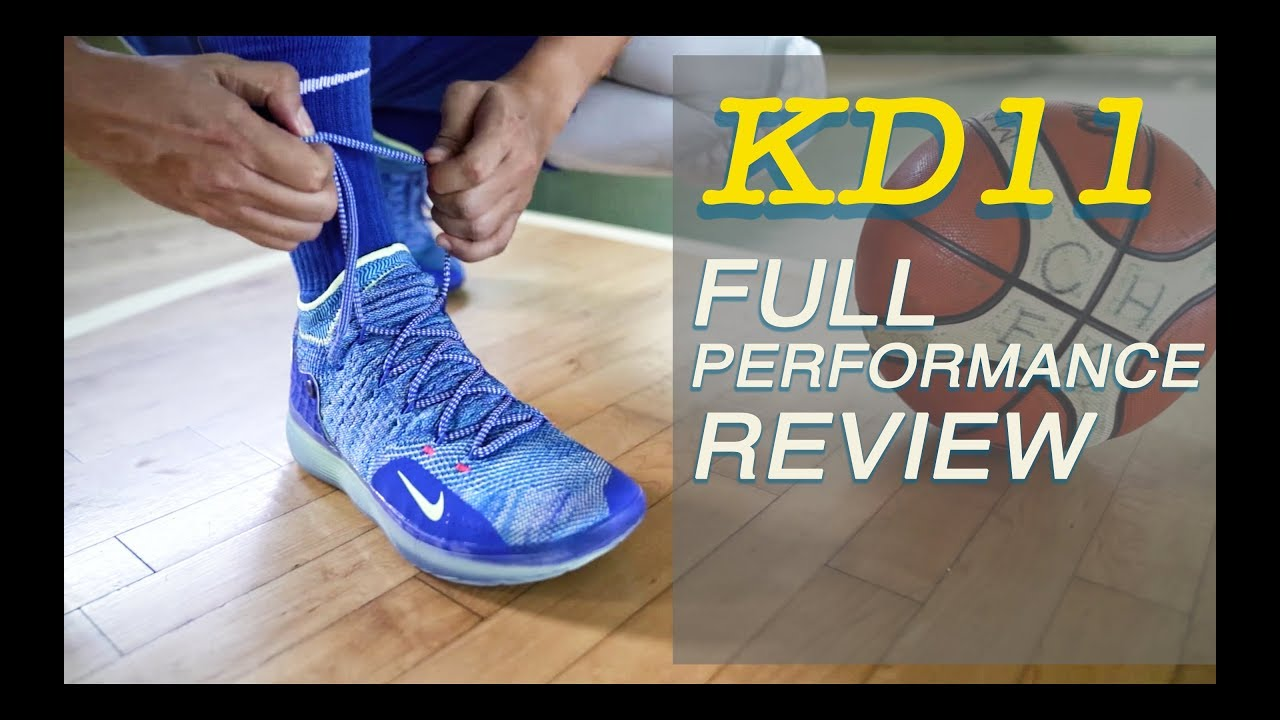 9df6464f2f6bd8 KD 11 FULL PERFORMANCE REVIEW! PARANOIA COLORWAY - YouTube