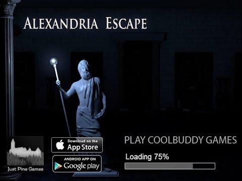 Alexandria Escape Game Walkthrough