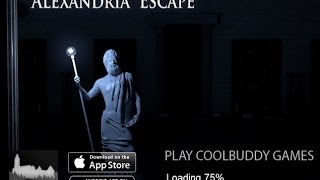 Alexandria Escape Game Walkthrough