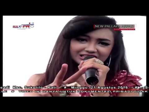 Suket teki - Jihan Audy Cantiknya - New Pallapa Live Arpas 2016