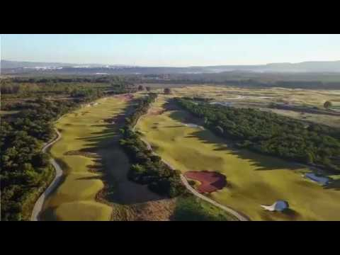 Breathtaking view on Golf Course Construction in Al Houara, Tangier, Morocco