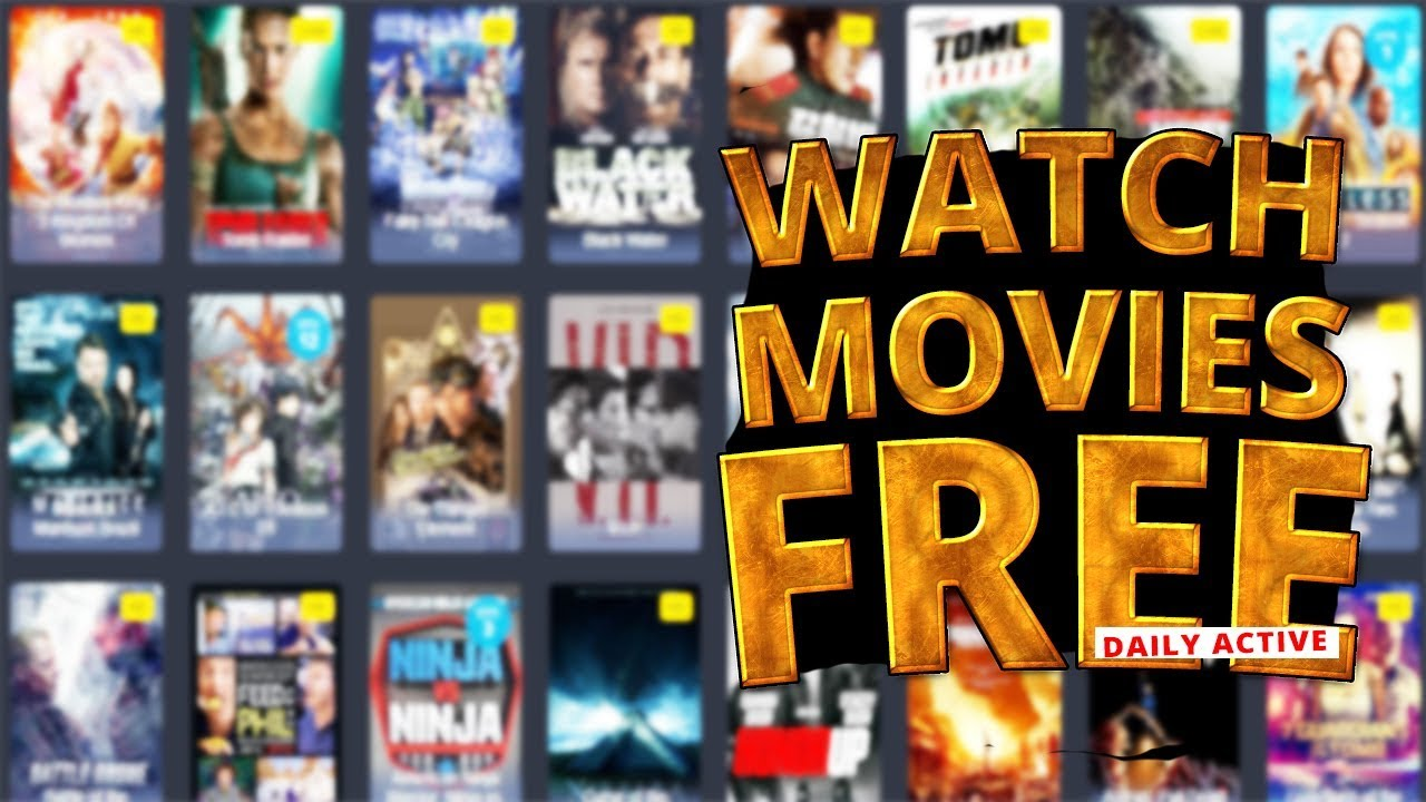 TOP 4 BEST SITES to watch movies without registration NO
