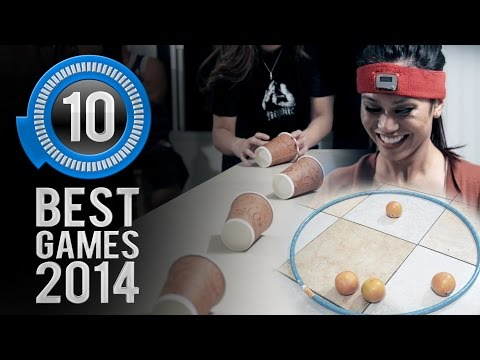 Minute to Win It: The 10 Best Games of 2014