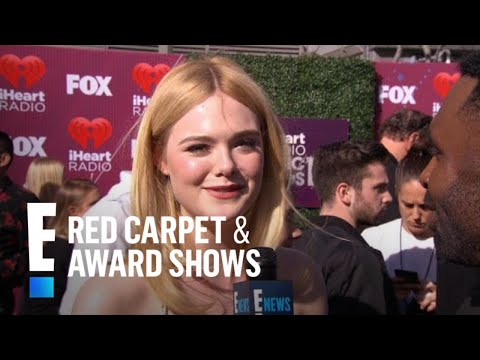 Elle Is Fanning Out Over Halsey at the 2019 iHeartRadio Music Awards | E! Red Carpet & Award Shows Mp3