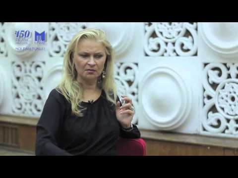 mezzosoprana Ruxandra Donose