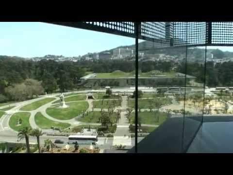 HERE1  The De Young Museum & The California Academy of Sciences