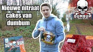 NEDERLANDSE DUMBUM NITRAAT CAKES TESTEN