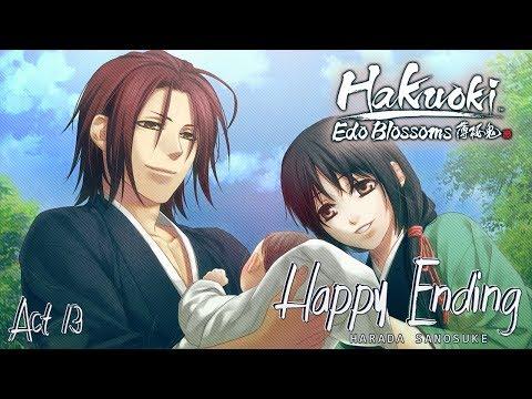 Hakuoki: Edo Blossoms - Harada Sanosuke - ( ACT 13 ) Walkthrough Gameplay ( STEAM )  