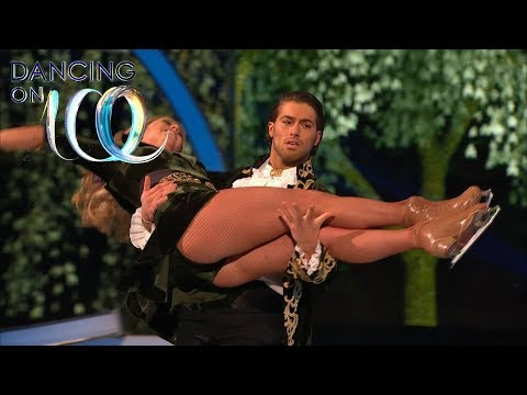 Kem's Skate Will Put a Spell on You | Dancing On Ice 2018