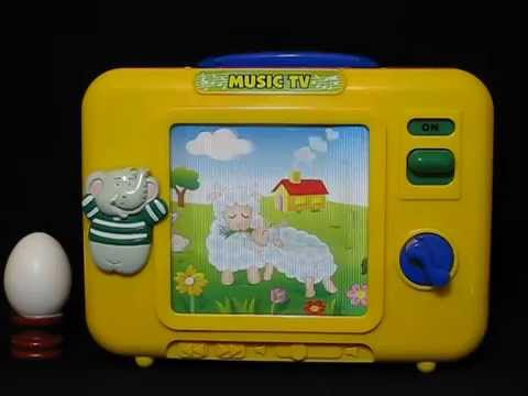 Music box for babies animal farm series youtube for House music tv