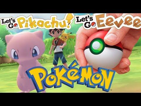Pokemon Let's Go Pikachu - Better than Expected?