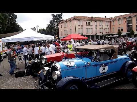 1000 miglia 2017 Montecchio Maggiore (vi)