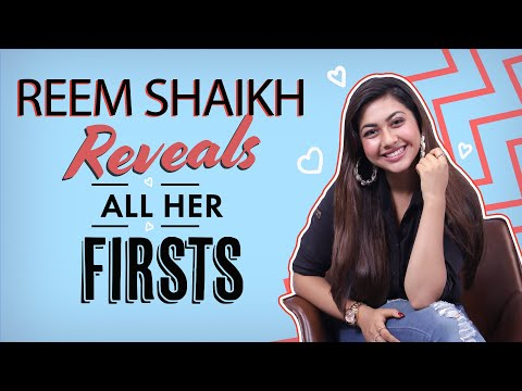 Reem Shaikh REVEALS her first rejection, and crush | My Firsts | Pinkvilla | Tujhse Hai Raabta