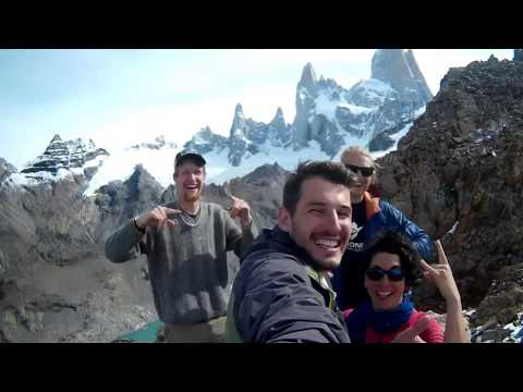 2 years overland travel from Russia to Antarctica