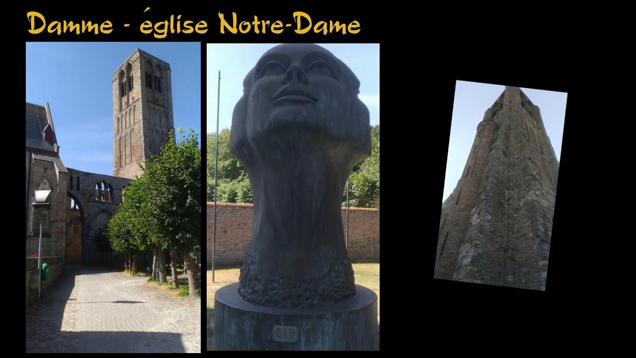 Bruges, Otende et Gand