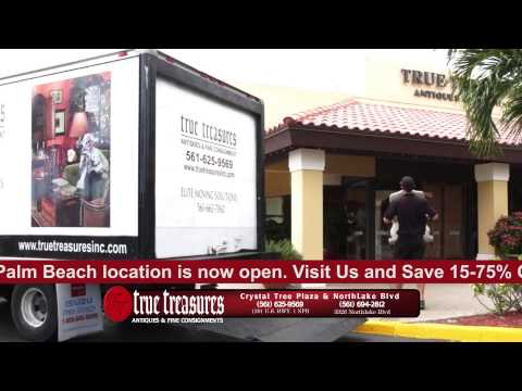 True Treasures Antiques Palm Beach TV Commercial