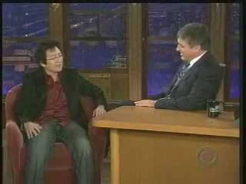 Masi Oka on Craig Ferguson 2007.01.27