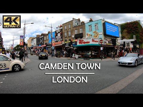 Camden Town Post Lockdown LONDON REOPENING 2020