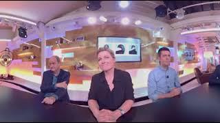 """Maître Gims - """"Malheur, Malheur"""" en live 360° sur le plateau de #CàVous !"""