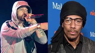 "Eminem Responds To Nick Cannon's Diss Track.. ""I Never Had A Chauffeur"" + New Eminem Track Coming"