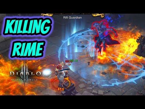 Diablo 3 | Gaming With My Girlfriend - Killing Rime