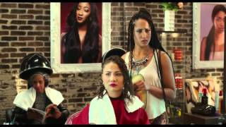 Barbershop The Next Cut Starring Ice Cube, Nicki Minaj, And Tyga Movie Trailer (April 2016)