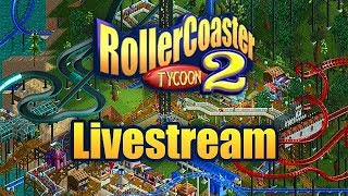 RollerCoaster Tycoon 2 - The Community Playday