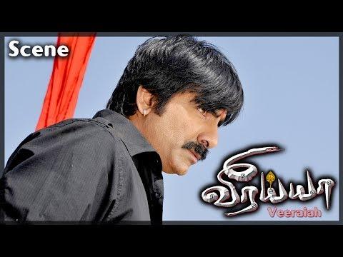 Veeraiah Tamil Movie   Scenes   End Credit Climax & Veera Veera Song