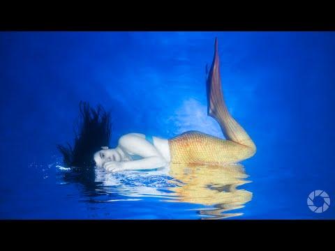 Photographing Mermaids with Alastair Scarlett: Capture the Action with Martin Dorey