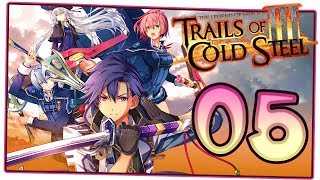 The Legend of Heroes: Trails of Cold Steel 3 Walkthrough Part 5 (PS4) English | No Commentary