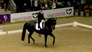 Reem Acra FEI World Cup™ Dressage 2014/15 - Odense - Freestyle News