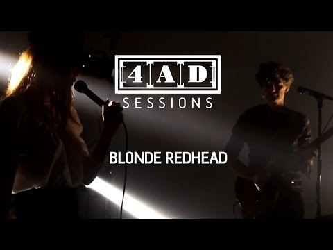 Blonde Redhead - 4AD Session