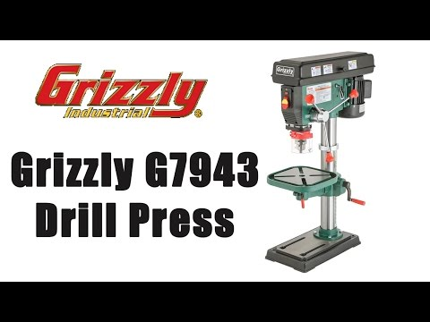 grizzly-g7943-drill-press-unboxing-and-setup