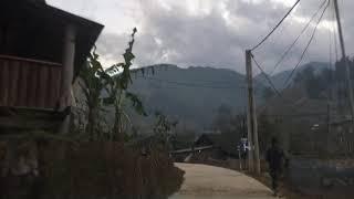 사파 소수민족 마을  타반 마을
