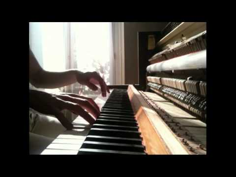 Piano  Mumford & Sons After The Storm