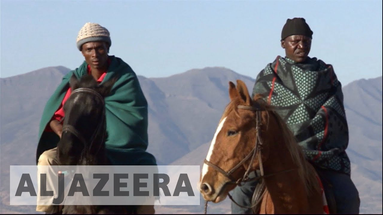 Horse racing becomes national sport in Lesotho