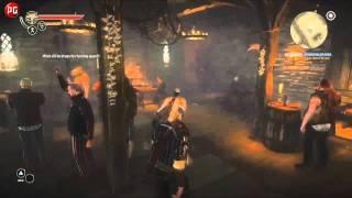 """The Witcher 2. Геймплейное видео """"Живой мир"""""""