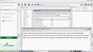 Como acelerar uTorrent 2013