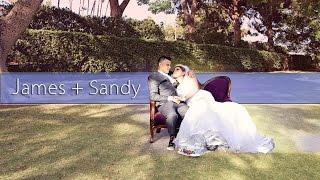 James + Sandy
