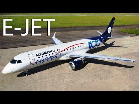 Embraer E-Jet -