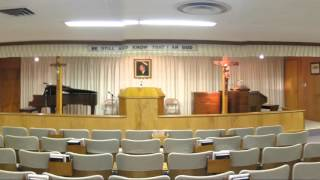 God Raised Brother James Jackson from the Dead at The Branham Tabernacle - Short Version