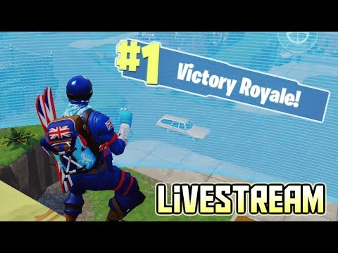 Playing With Viewers! 50+ Wins on Fortnite Mobile! - iOS Gameplay
