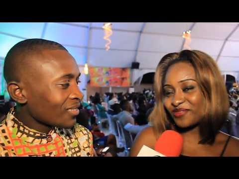 Primeira Gala Eleição Miss Cuca Cabinda 2017