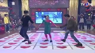 Ap ka sahir dance show sajid ali Tashfiin and zahra gull